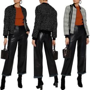 NEW • Alice + Olivia • Lonnie Reversible Jacket